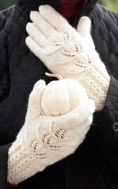 Lace Gloves