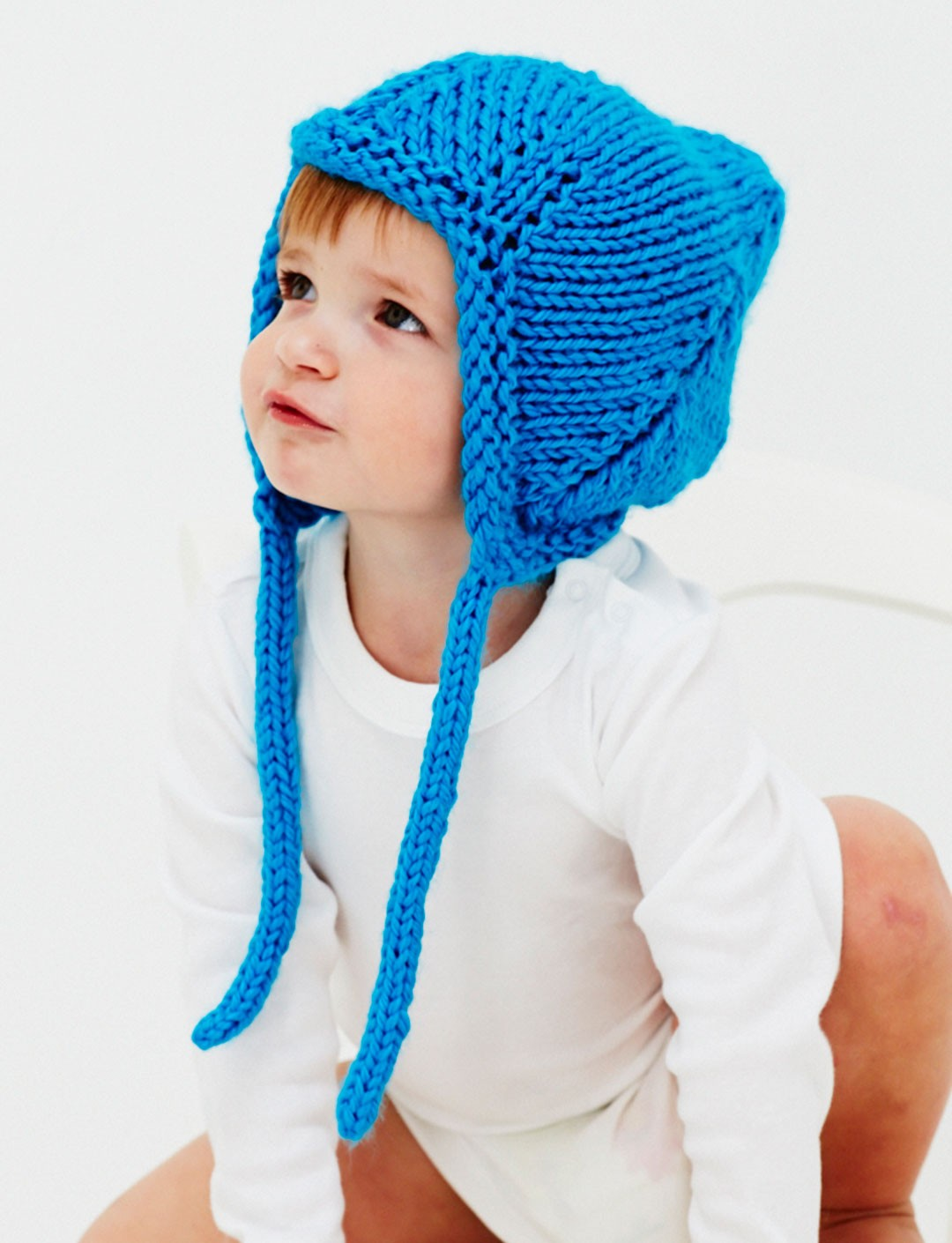Free Crochet Pattern For Gnome Hat : Bernat Little Gnome Hat, Knit Pattern Yarnspirations