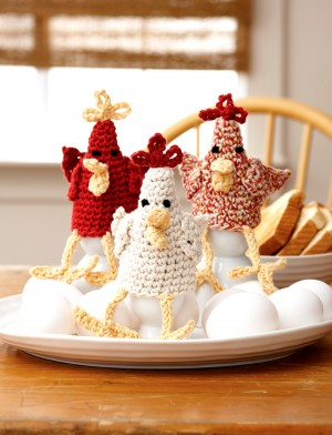 Chicken Egg Cozies