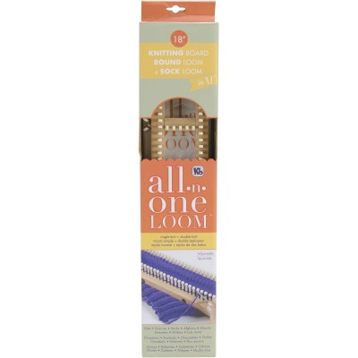 All-N-One Loom With Projects