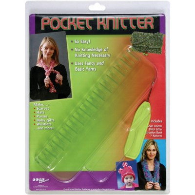 Pocket Knitter Kit