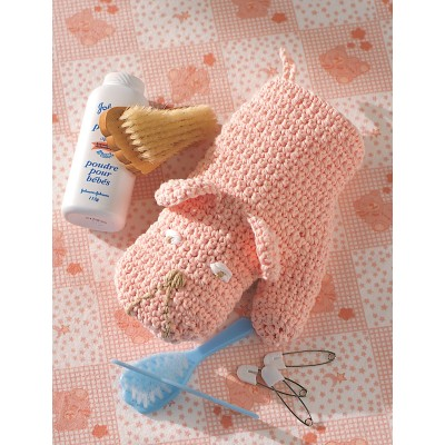 Baby Bath Mitt
