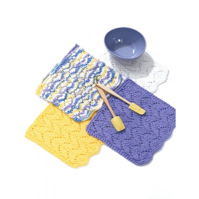 Lace Dish Cloth