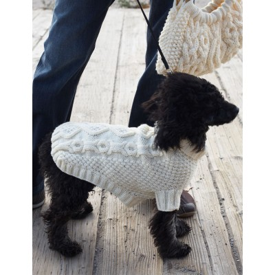 Biscuits & Bones Dog Coat