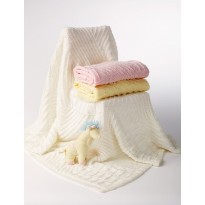 Heirloom Baby Blankets