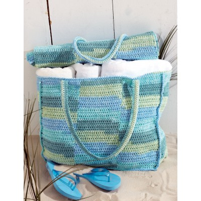 Beach Bag w/Mat