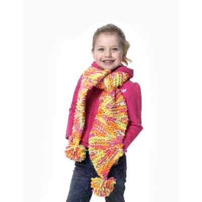 Melody - Waves Scarf (knit)