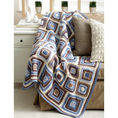 Deco Blocks Blanket