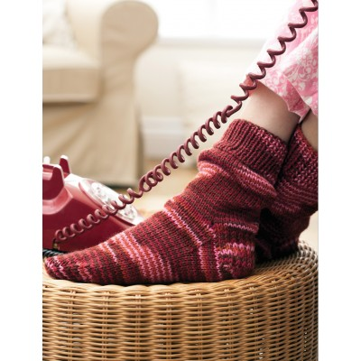 The Basic Sock (Worsted weight)