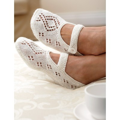 Lace Slipper
