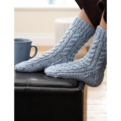 Cabled Sock