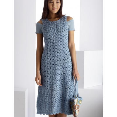 Blue Reflection Dress