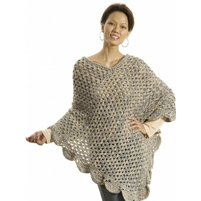 """The Gift"" Poncho"