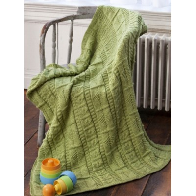 Babes in the Woods Baby Blanket