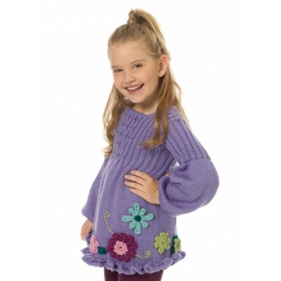 Girl's Smocked Tunic