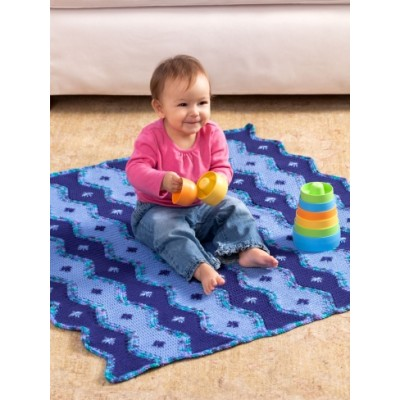 Hills and Valley Play Mat