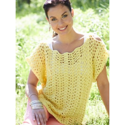Free Crochet Patterns Women s Tank Tops : Womens Tank Top Crochet Patterns Yarnspirations
