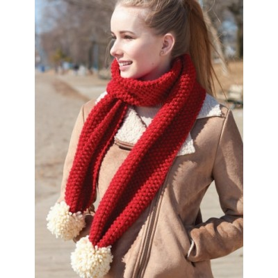 Go To Seed Scarf