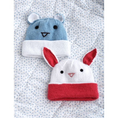 Knit Hats with Ears