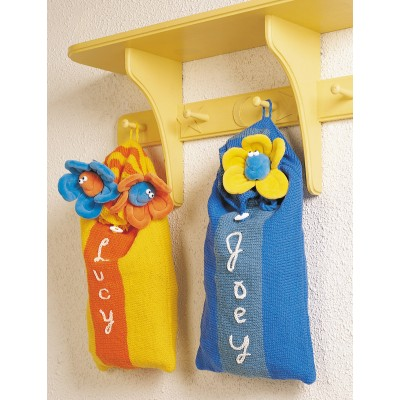 His and Hers Laundry Bags