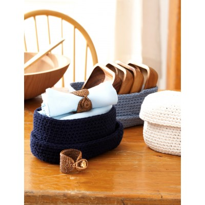 Lidded Baskets