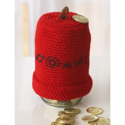 Quit Smoking/Swearing Jar Cozies
