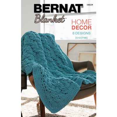 Bernat Blanket Home Decor