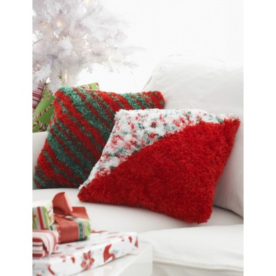 Holidays Diagonal Pillows