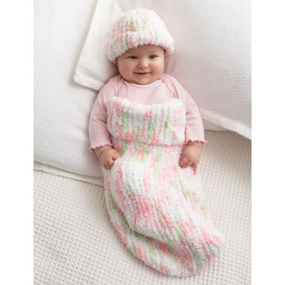 Knit Baby Cocoon