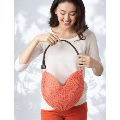 Orange Slice Purse