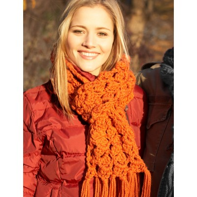 Easy Scarf to Crochet