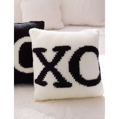 Super Value - 'With a Kiss' Pillows