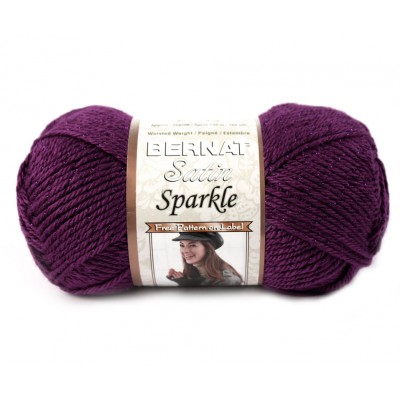 Satin Sparkle Yarn