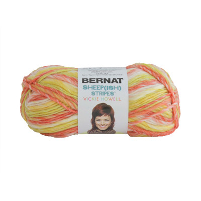 Sheep(ish) Stripes Yarn - Clearance Shades*