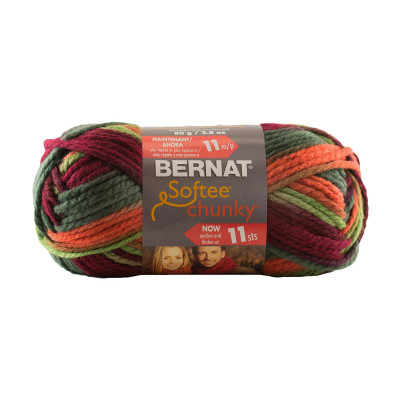 Softee Chunky Yarn 100g/80g - Clearance Shades*