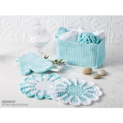 Crochet Spa Day Kit