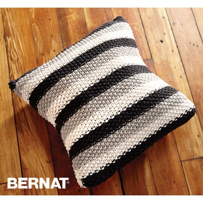 Stepping Stripes Pillow