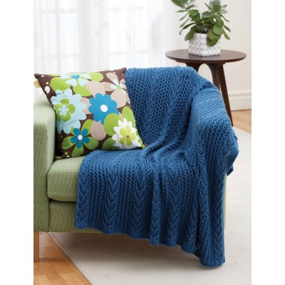 Lacy Throw