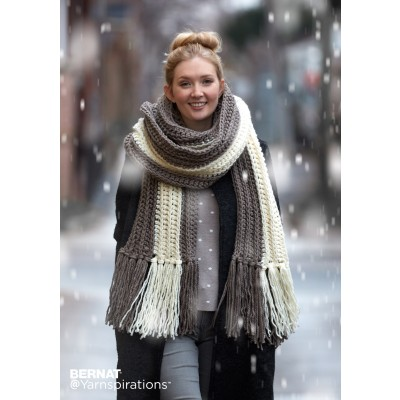 Highline Crochet Super Scarf