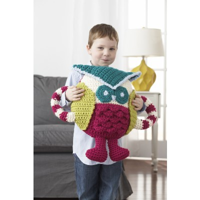 Huggable Owl Pillow