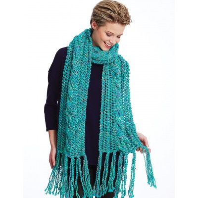 Ladders and Cables Scarf