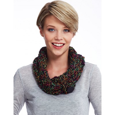 Ridge Stitch Cowl
