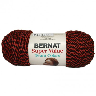 Super Value Team Colors Yarn