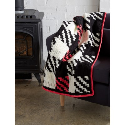 Check Please Blanket (Single-Size)
