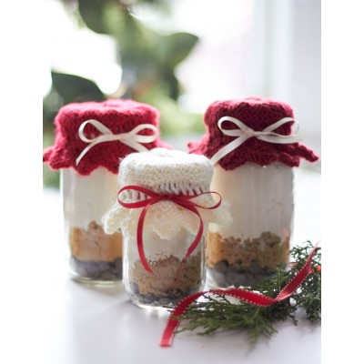 Gift Jar Toppers