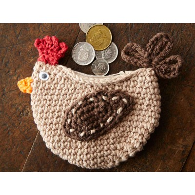 Cluck Cluck Change Purse