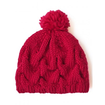 Cushy Cable Hat