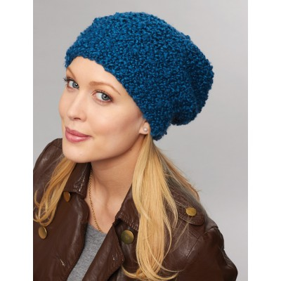 Easy Does it Garter Stitch Hat