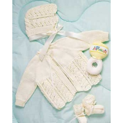 Handicrafter Cotton - Bibs & Booties (crochet) - Patterns ...