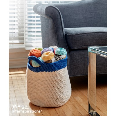 Crochet Handy Basket